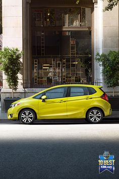 The Honda Fit: dismissed by no one, not even the bell. See Kelley Blue Book's Top 10 list. Honda Jazz, Honda Fit, Kelley Blue, Blue Books, Motor Car, Dream Cars, Minimalism, Miami, City