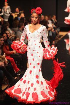 Wappíssima - Pasarela Flamenca 2011 - Faly Feria al Rocío - Colección 2011