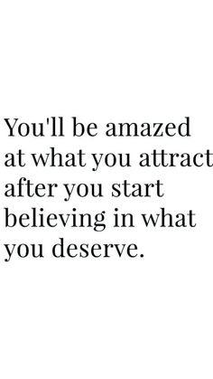 The Law of Attraction is the belief that positive or negative thoughts bring positive or negative experiences into a person's life. ✌ life quotes to live by inspiration motivation Law of Attraction Motivacional Quotes, True Quotes, Words Quotes, Wisdom Quotes, Today Quotes, Motivational Sayings, Sport Quotes, Inspirational Quotes For Today, Quote For Today