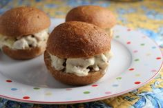 Best Cold Sandwich Recipes are Perfect for a Lunchbox or Quick Snack: Chicken Salad Sandwiches