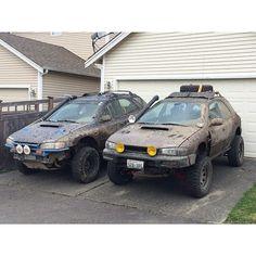 Lifted Subarus