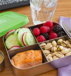 Healthy Lunch Ideas for School | LunchBots Stainless Steel Food Containers