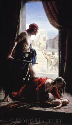 The Shedding of Innocents - Bloch    St. Matthew 2: 16-18