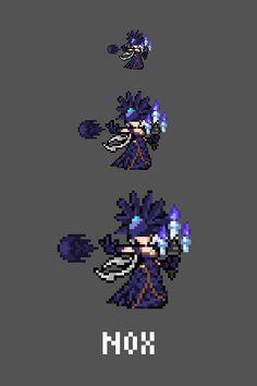 Nox, Goddess of Night http://www.smitegame.com/