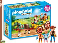PLAYMOBIL 6932 Horse Carriage