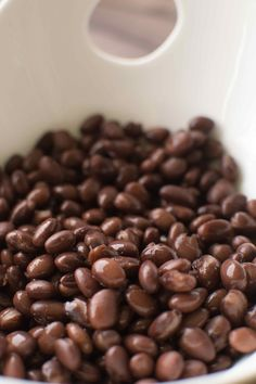 How to pressure cook black beans