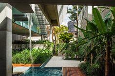 Galeria de Casa de fim de semana em São Paulo / spbr arquitetos - 29