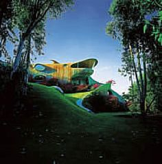 Oficinas Mayorazgo Javier Senosiain 1982 Arquitectura Fair Grounds, Park, Fun, Travel, Industrial Design, Offices, Architecture, Viajes, Parks
