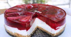 Breakfast Recipes, Dessert Recipes, Desserts, Pumpkin Cheesecake Bars, Gelatin Recipes, Cute Cakes, Cheesecakes, Cake Designs, Cake Decorating