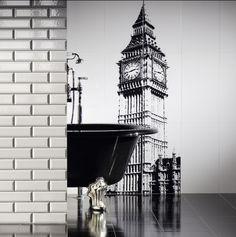 Picadilly tiles by Maciej Zien/Paradyz