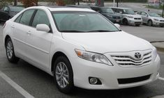 2010 Toyota Camry - Pin it! Save it if you want.