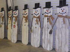 Faites des œuvres d'art de récup de bois de palettes! 14 idées!