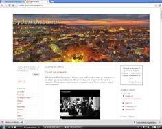Буден дневник http://buden-dnevnik.blogspot.hu/