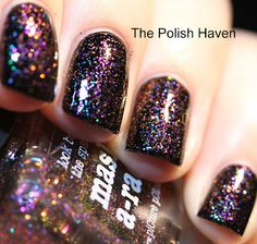 piCture pOlish Mask-a-rade