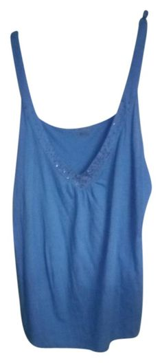 New York & Company & Top Light Blue. Free shipping and guaranteed authenticity on New York & Company & Top Light BlueLigh blue top. Has a v- neck line with embellished...