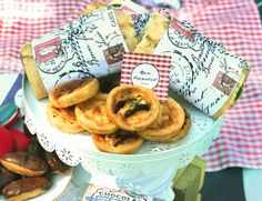bastille day picnic recipes
