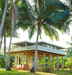 Rosewood Hale Houston beach house rental, Kauai