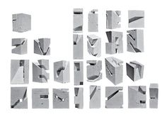 voids within solids - Columbia University, GSAPP, New York - Prof Keith Kaseman - 2009