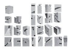 voids within solids - Columbia University, GSAPP, New York - Prof Keith Kaseman - 2009