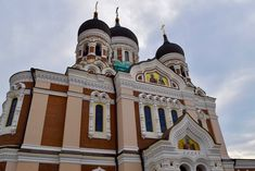 Tallinn, the gem of the Baltic: one day trip from Helsinki — ARW Travels One Day Trip, Cities In Europe, Back In Time, Helsinki, Old Town, Finland, Notre Dame, Medieval, Cathedral