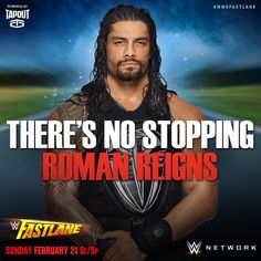 WWE Fastlane 2016: There's no stopping Roman Reigns