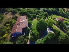 El Mirador de Ordiales a vista de dron - YouTube
