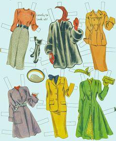 Elizabeth Taylor 1953 Whitman minus dolls - Bobe Green - Picasa Web Albums