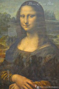 Mona Lisa, the most visited and most written about painting is just 77cm by 53cm in dimension. She has that kind of beauty which may give peace to our eyes, but not to our mind. Read more about the Leonardo da Vinci's Mona Lisa in Louvre museum. #MonaLisa #Louvre #Paris #Painting