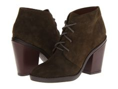 Steve Madden Jayson Olive Suede - Zappos.com Free Shipping BOTH Ways