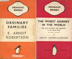 Jan Tschichold's Inspiring Penguins - Retinart