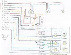 vanagon engine compartment diagram google search vanagon vanagon dash wiring google search
