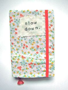 another diy planner cover...cute cute.