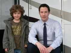 Keanu Reeves and kids