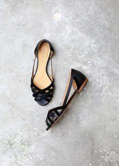 perfect sandal flat.