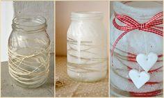 Appunti di una damigella creativa: DIY: Lanterne di Natale