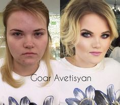 5f82cb7c8ecfa 28 Photos Proving You Should Never Trust A Woman In Make-Up Love Makeup