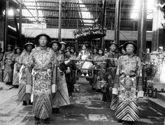 Eunuchs from the Qing dynasty - fascinating history