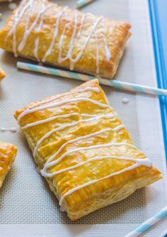 Save this recipe to make Nutella Toaster Strudels over the weekend.