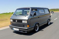 Here's an interesting vehicle that we never knew existed before, the 1985 VW Porsche B32. Porsche reportedly built up to possibly 15 of these rare 3.2 liter flat 6 cylinder vans, although we …