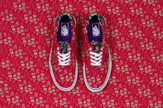 Liberty Art Fabrics x Vans 2013 Holiday Collection #womens #streetwear