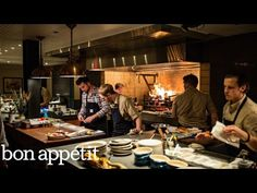 Bon Appétit: Cooking With Fire At The Dabney