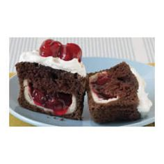 Top Rated Recipe -   PHILLY Blackforest Stuffed Cupcakes