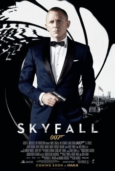Extra Large Movie Poster Image for Skyfall