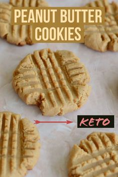 You were going to love this keto peanut butter cookie recipe. Peanut butter cookies are the best part Of a low carb snack. Grab your low-carb peanut butter cookie on the go or whenever you need a sweet treat. Low Carb Peanut Butter Cookie Recipe, Chocolate Cookie Recipes, Butter Cookies Recipe, Easy Cookie Recipes, Chocolate Desserts, Easy Recipes, Keto Cookies, Cookies Soft, Low Carb Breakfast