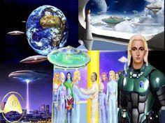 El sistema de Lemuria sera aplicado en la Tierra. Un gobierno perfecto, sin illuminatis, sin dinero, con amor.