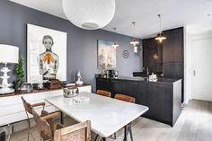 cuisine / salle a manger: Salle à manger de style de style Moderne par cristina velani