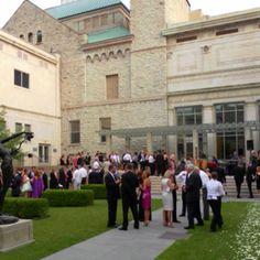 Cincinnati art museum reception