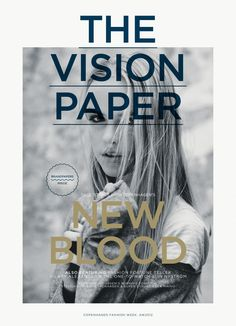The Vision Paper AW12 by Brunswicker