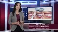 OrthoSnap New York.  Straighten Teeth Without Braces. SMILE You see with the braces you don't Dr. Irina Feldbein is proud to offer OrthoSnap, the NEWEST procedure for teeth straightening in Mahnattan and Brooklyn, New York. Now you can straighten your teeth without the cosmetic issues of traditional braces.