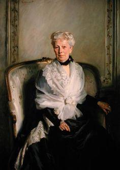 John Singer Sargent - Mrs Edward Goetz